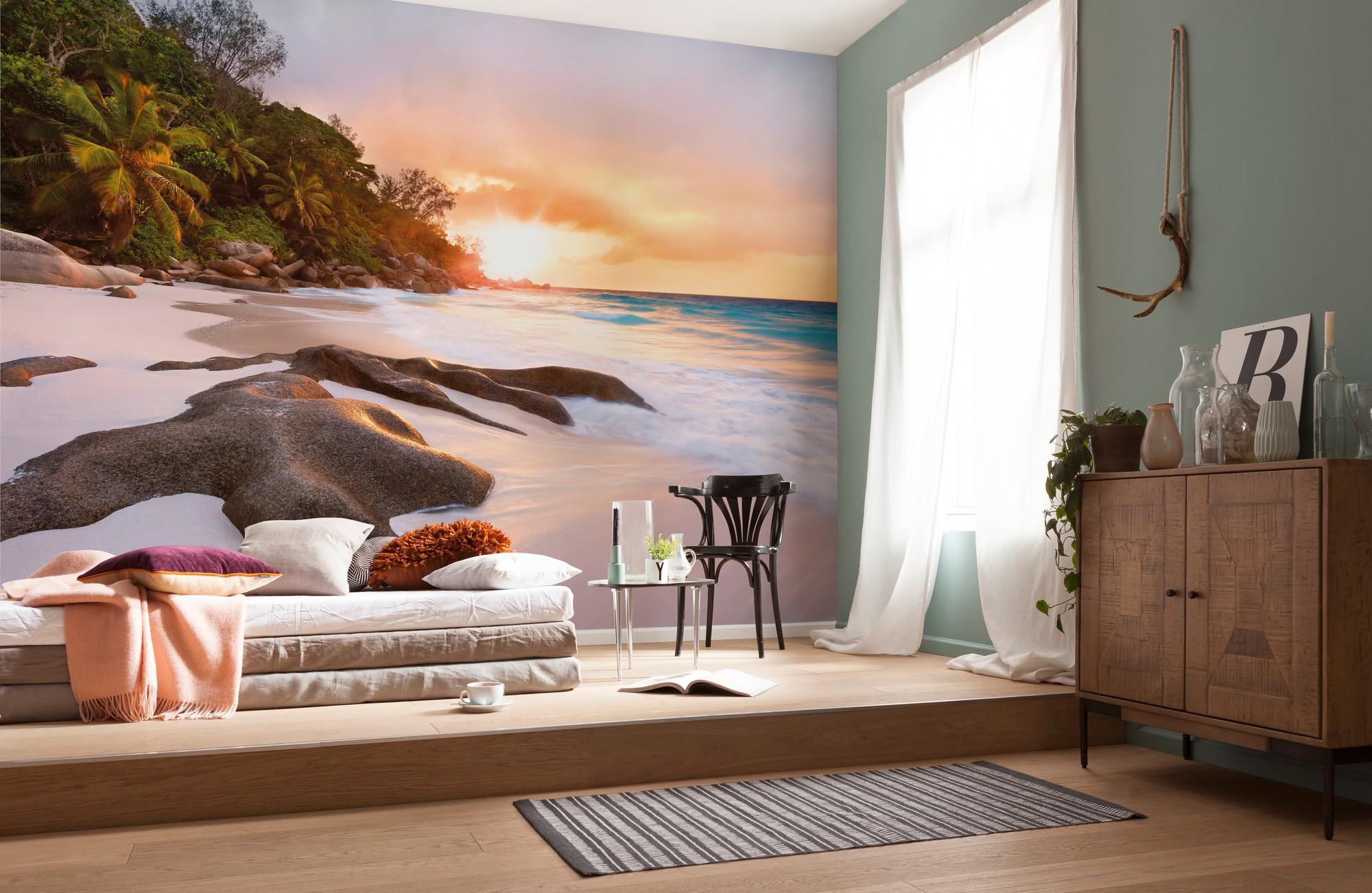 Фотообои пляж