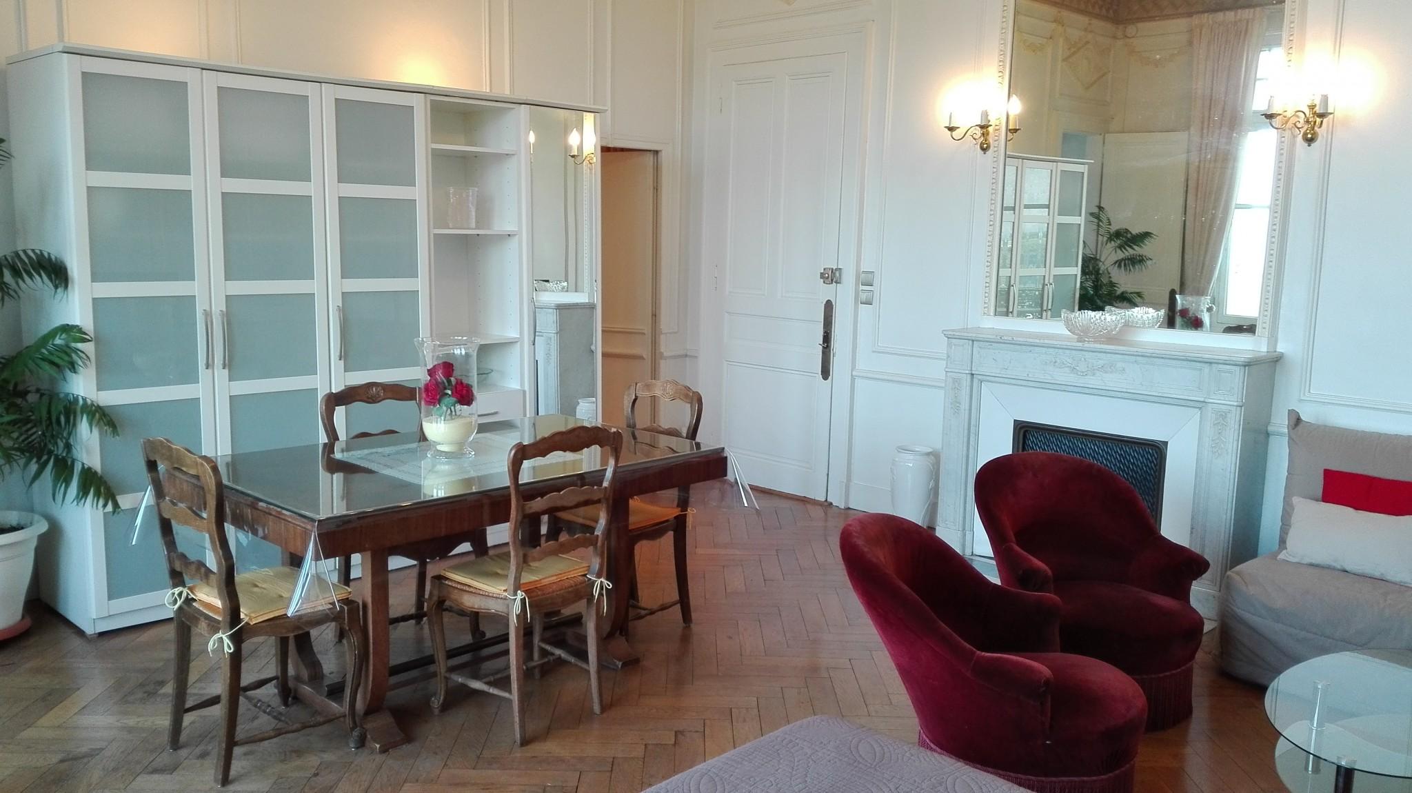 Постановка мебели в однокомнатной квартире