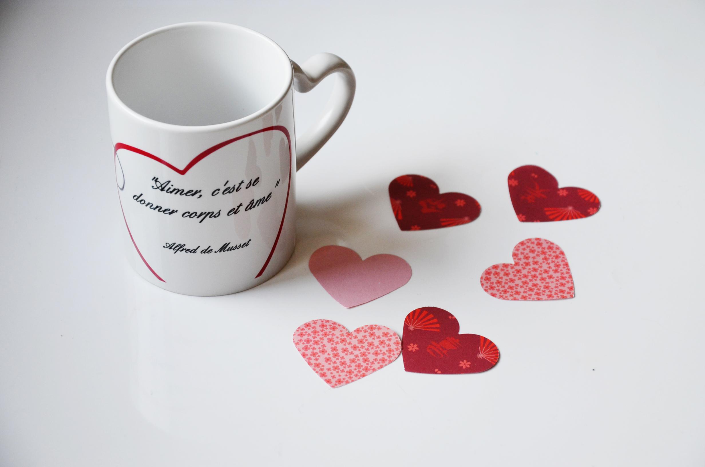 Подарок на 14 февраля своими руками посуда