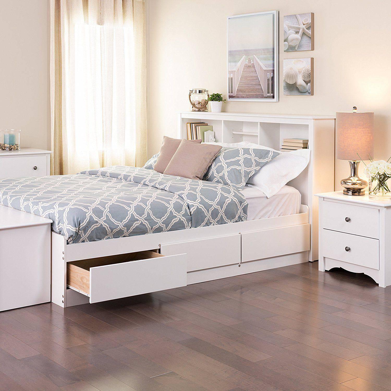 Кровать подиум прованс