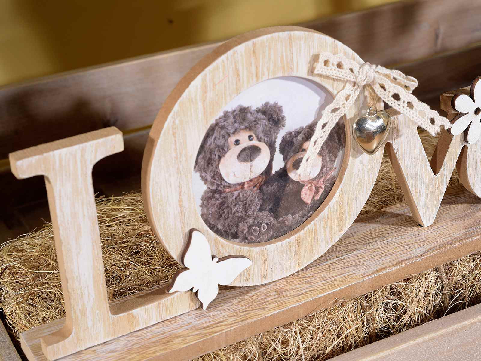 Подарок на 14 февраля своими руками рамка деревянная