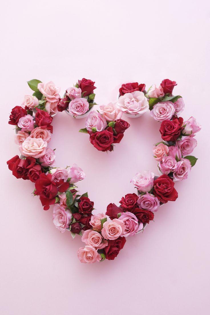 Поделка на 14 февраля с розами