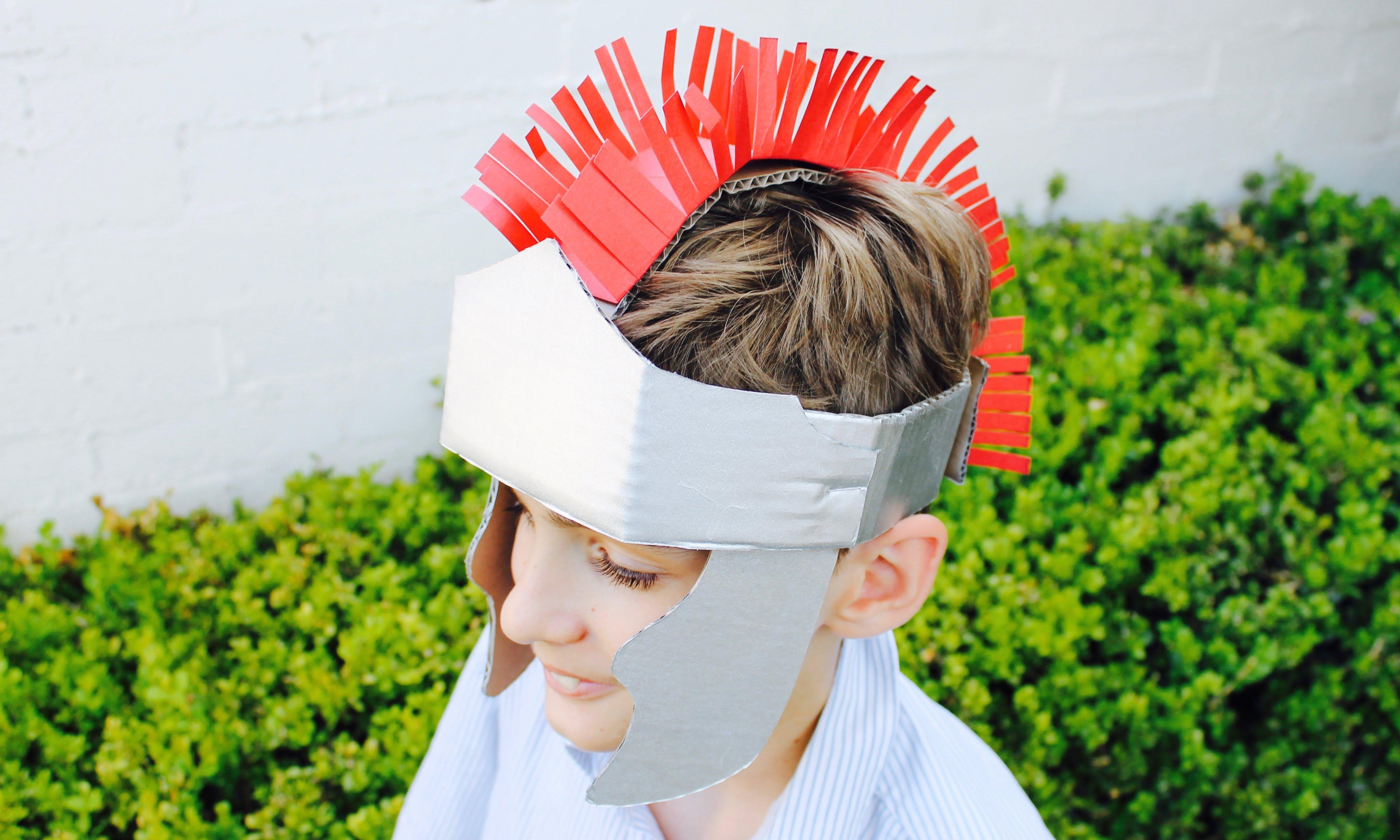 Поделки на 23 февраля шлем