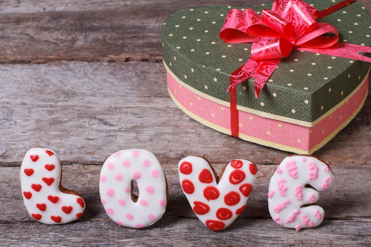 Подарок на 14 февраля своими руками сладкий