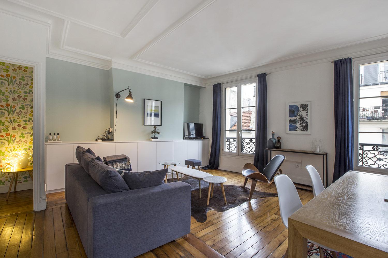 Как расставить мебель в однокомнатной квартире современной