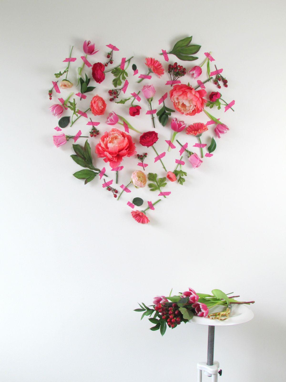 Красиво и с любовью: оформление на 14 февраля (78 фото)