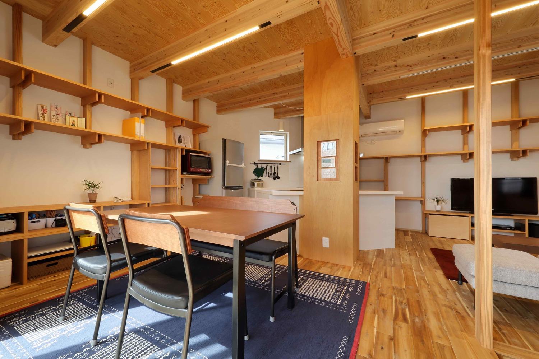 Японский интерьер квартиры студии