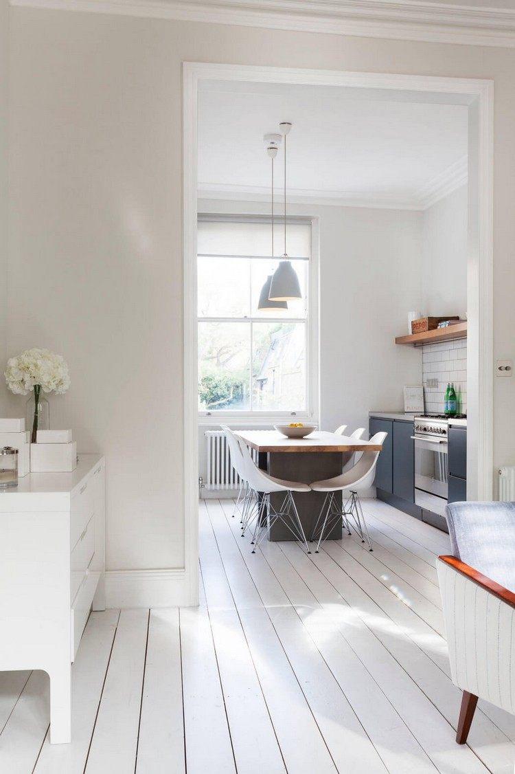 Как расставить мебель в светлой однокомнатной квартире