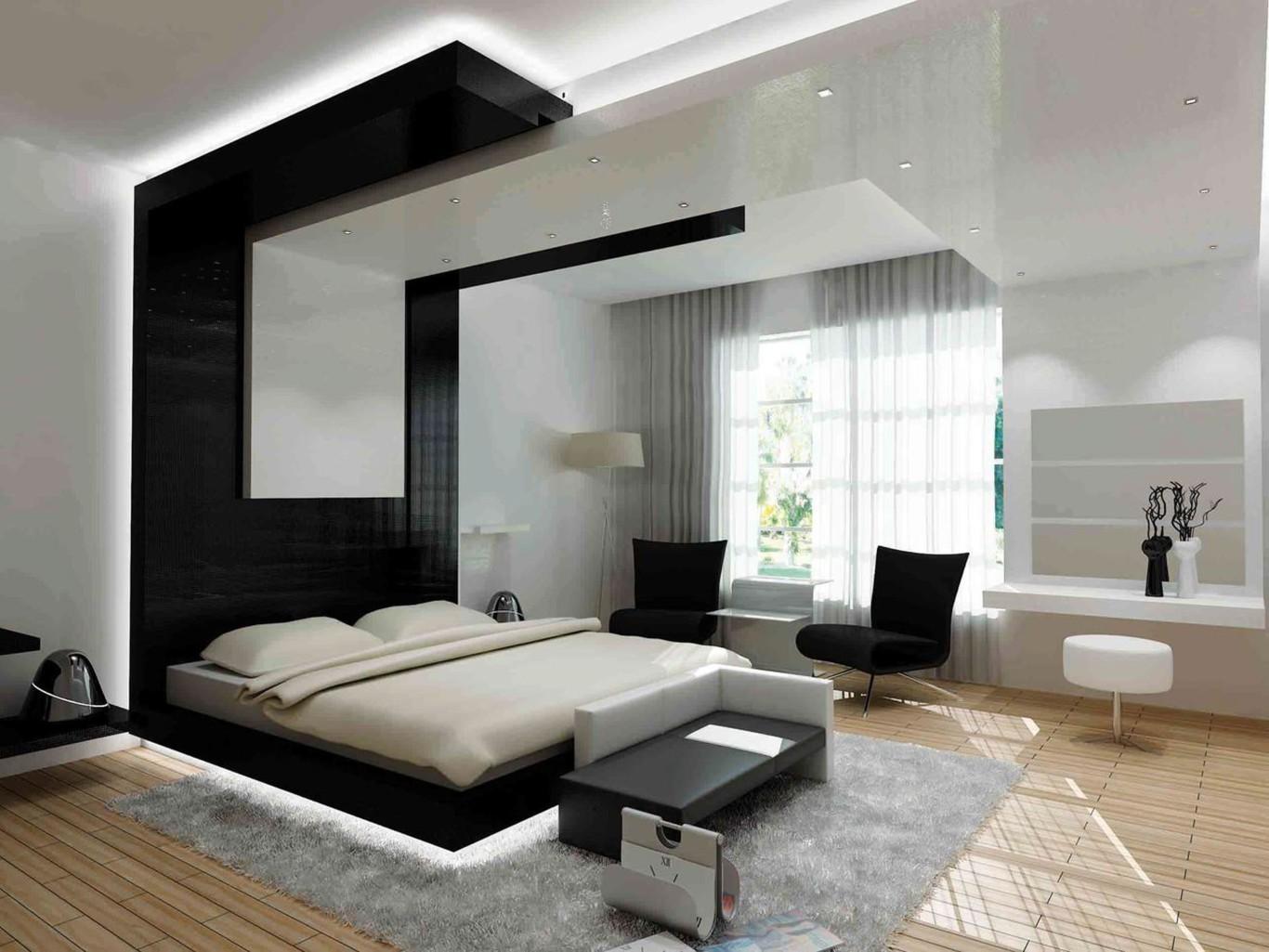 Кровать подиум со светодиодами