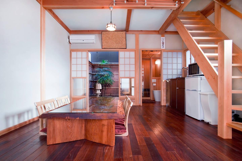 Японский интерьер дома традиционный