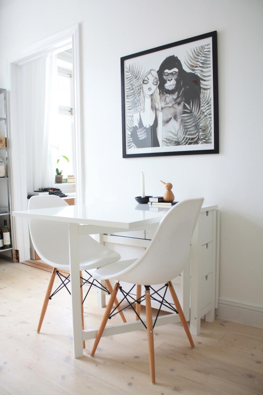 Как расставить мебель трансформер в однокомнатной квартире