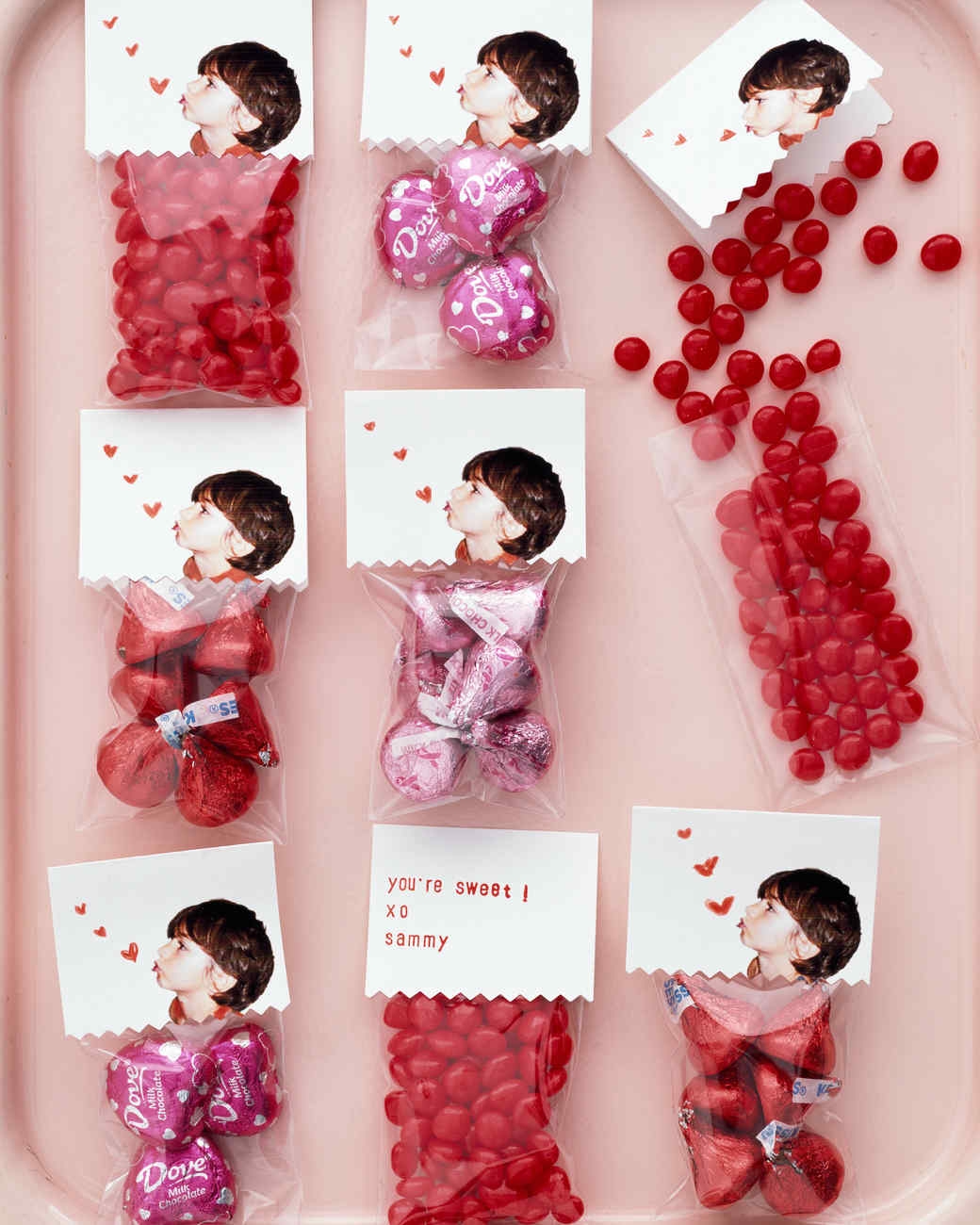 Поделка на 14 февраля упаковка конфет