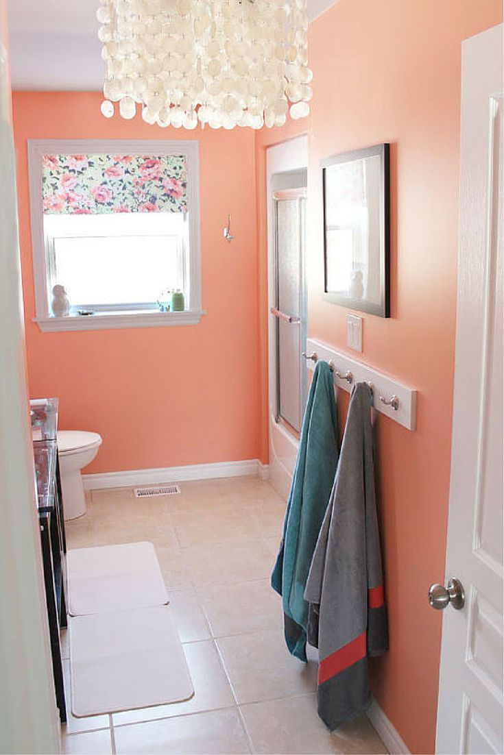 Интерьер ванной для девушки