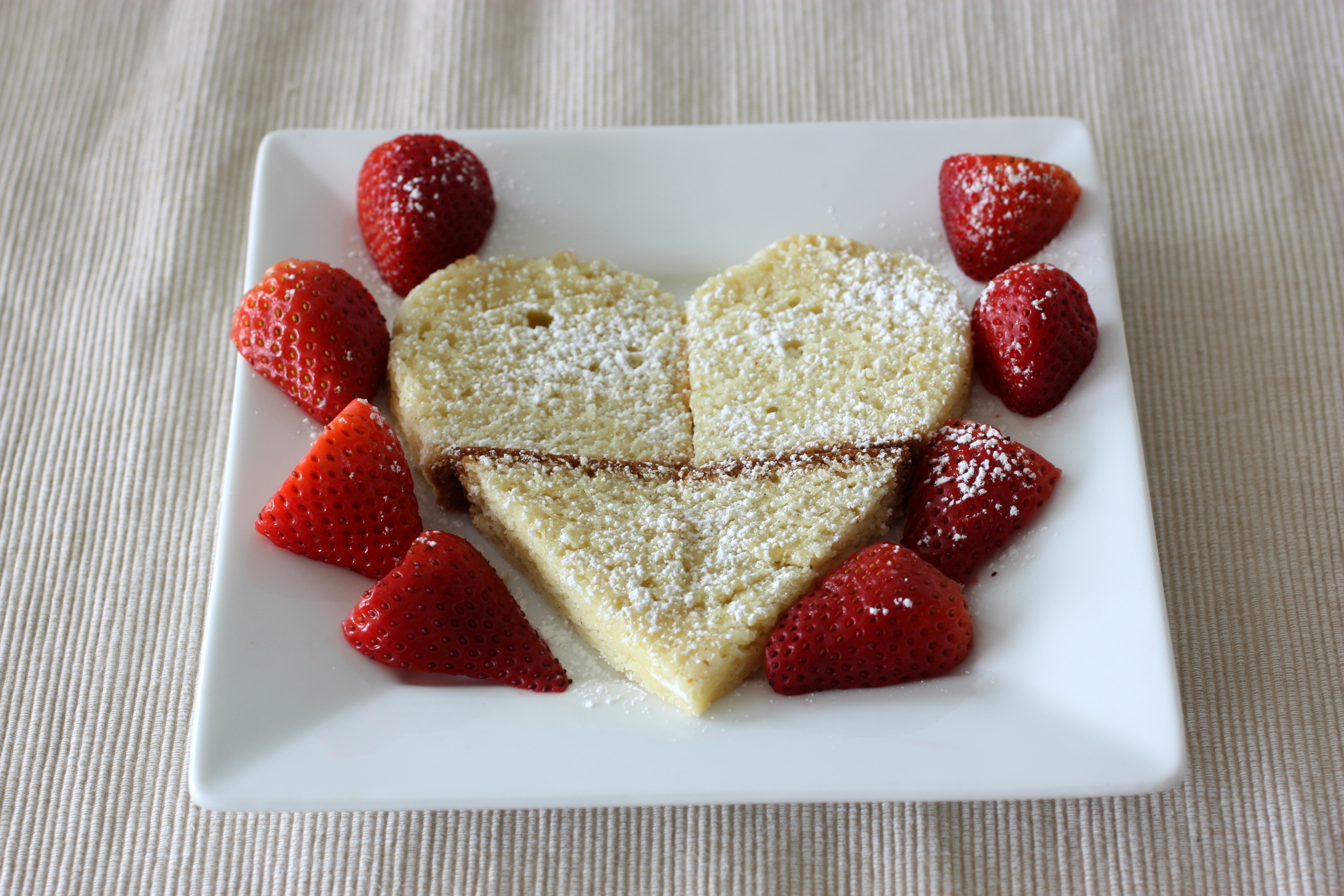 Подарок на 14 февраля своими руками завтрак сладкий