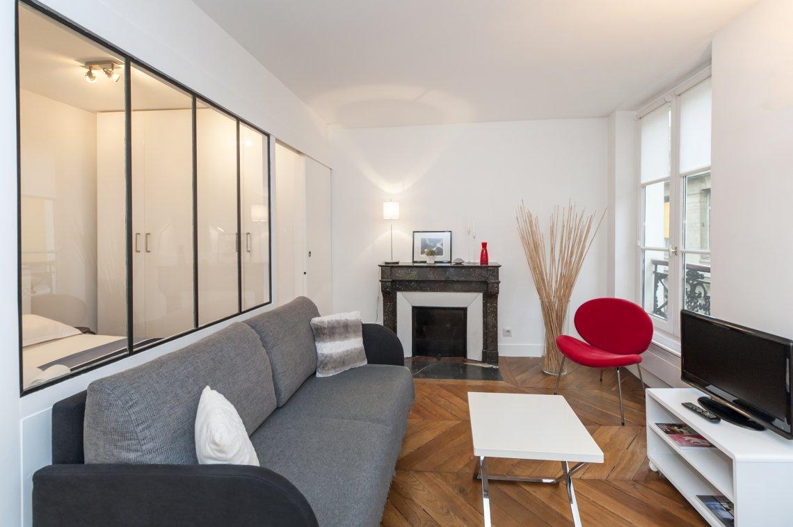 Как расставить мебель в однокомнатной квартире зонирование