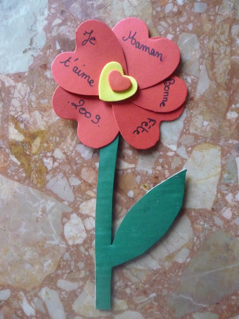 Поделки на 8 марта цветок