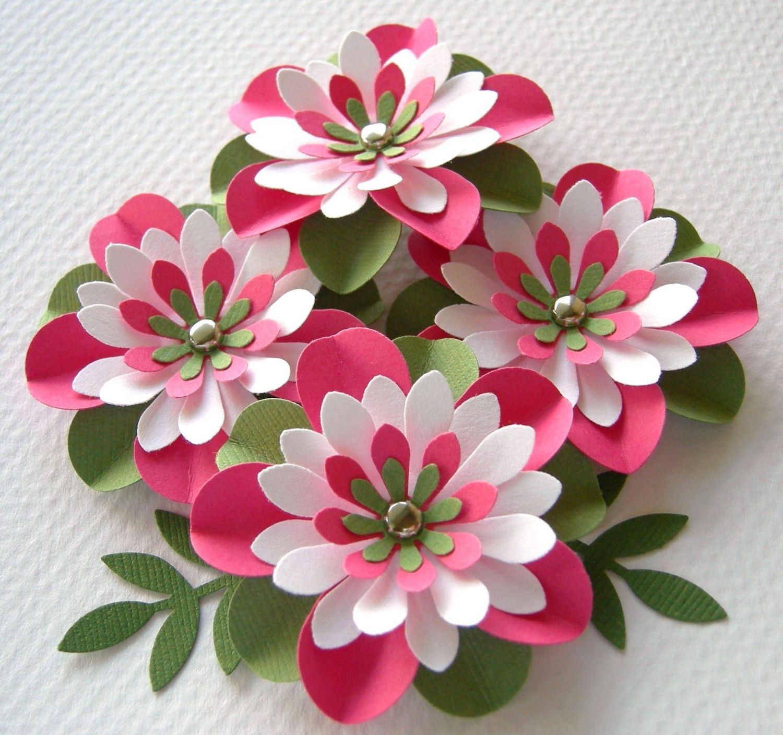 Поделки на 8 марта цветы
