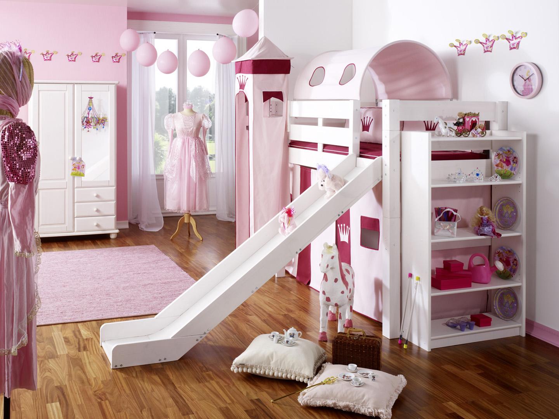Планировка детской для девочки