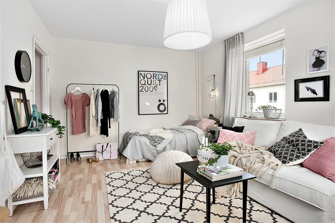 Однокомнатная квартира 40 кв м для девушки