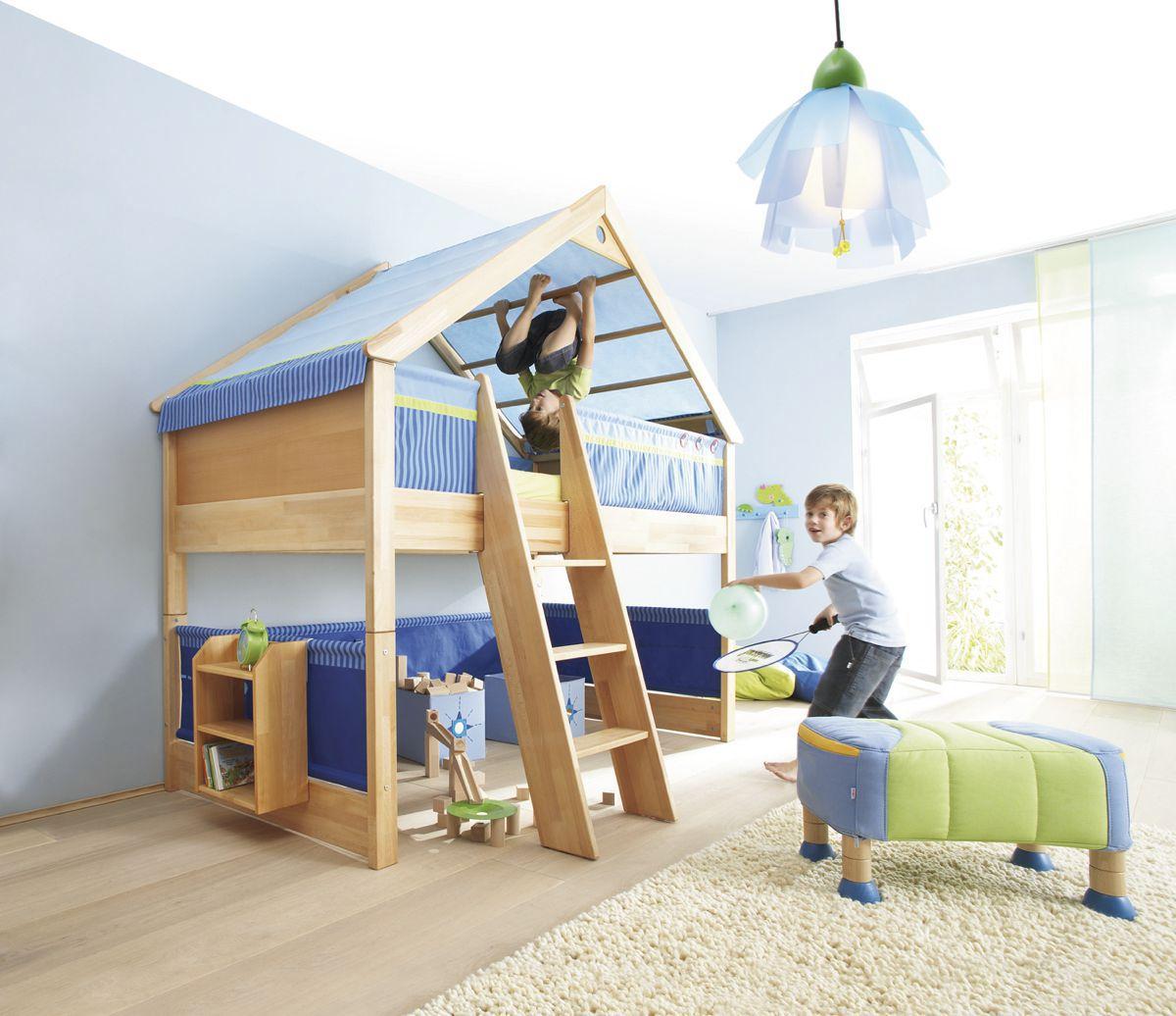Планировка детской для двух мальчиков