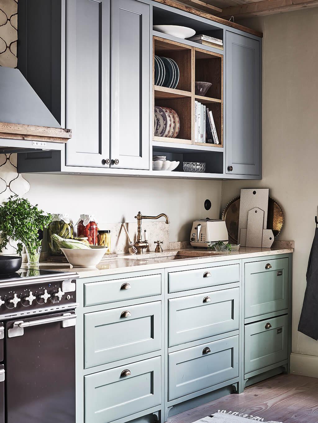 Однокомнатная квартира 40 кв м с кухонным гарнитуром