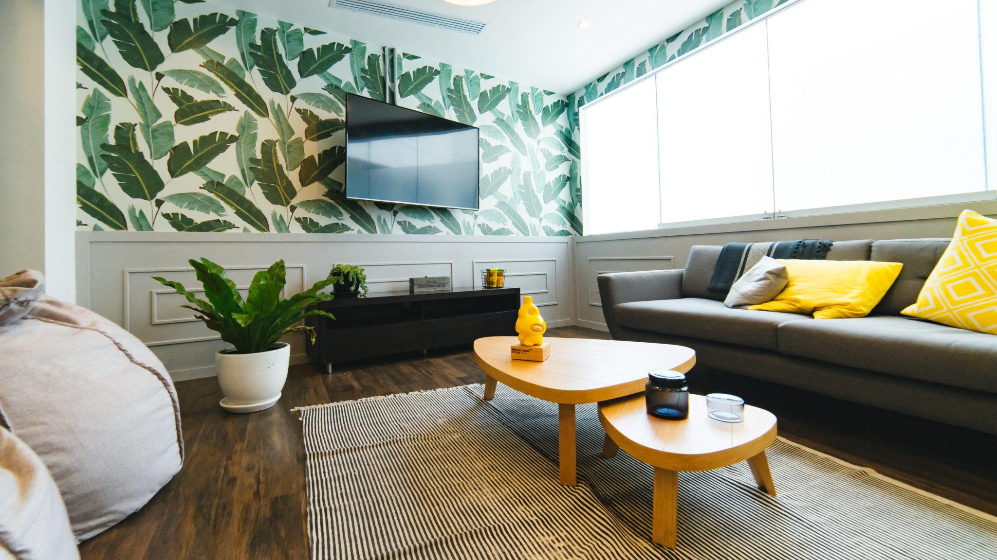 Идеи зонирования гостиной