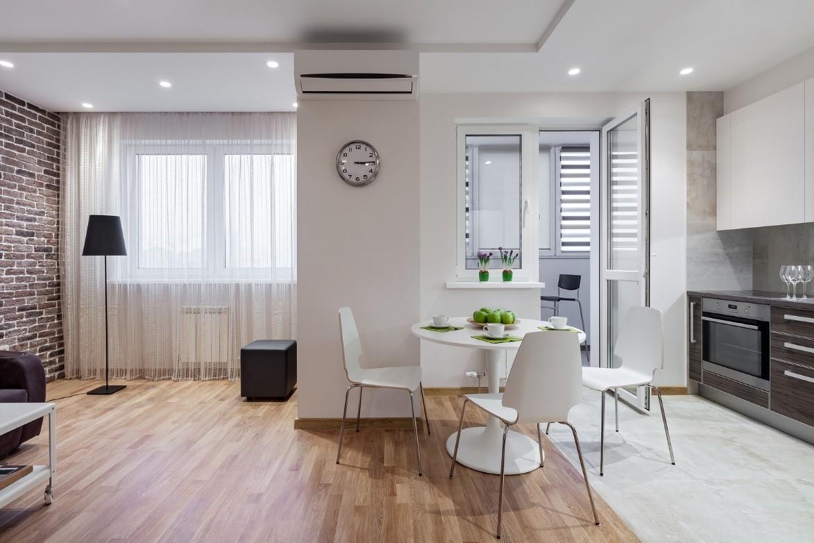 Дизайн кухни гостиной идеи