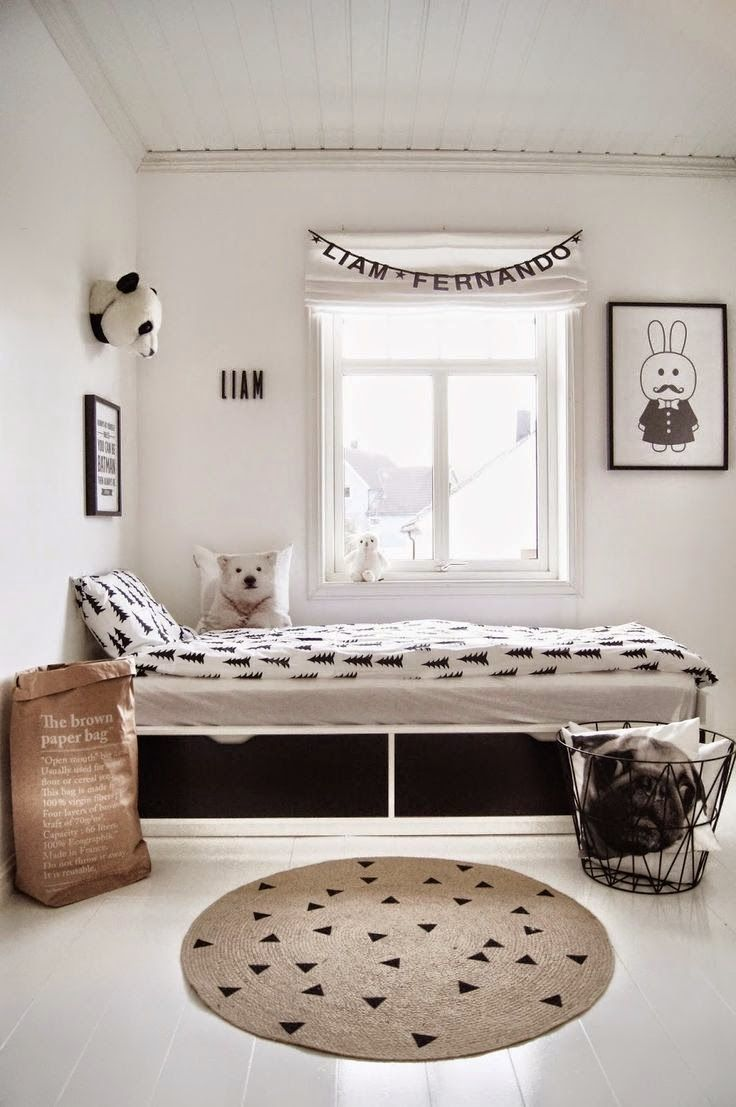 Идеи декора детской комнаты игрушками
