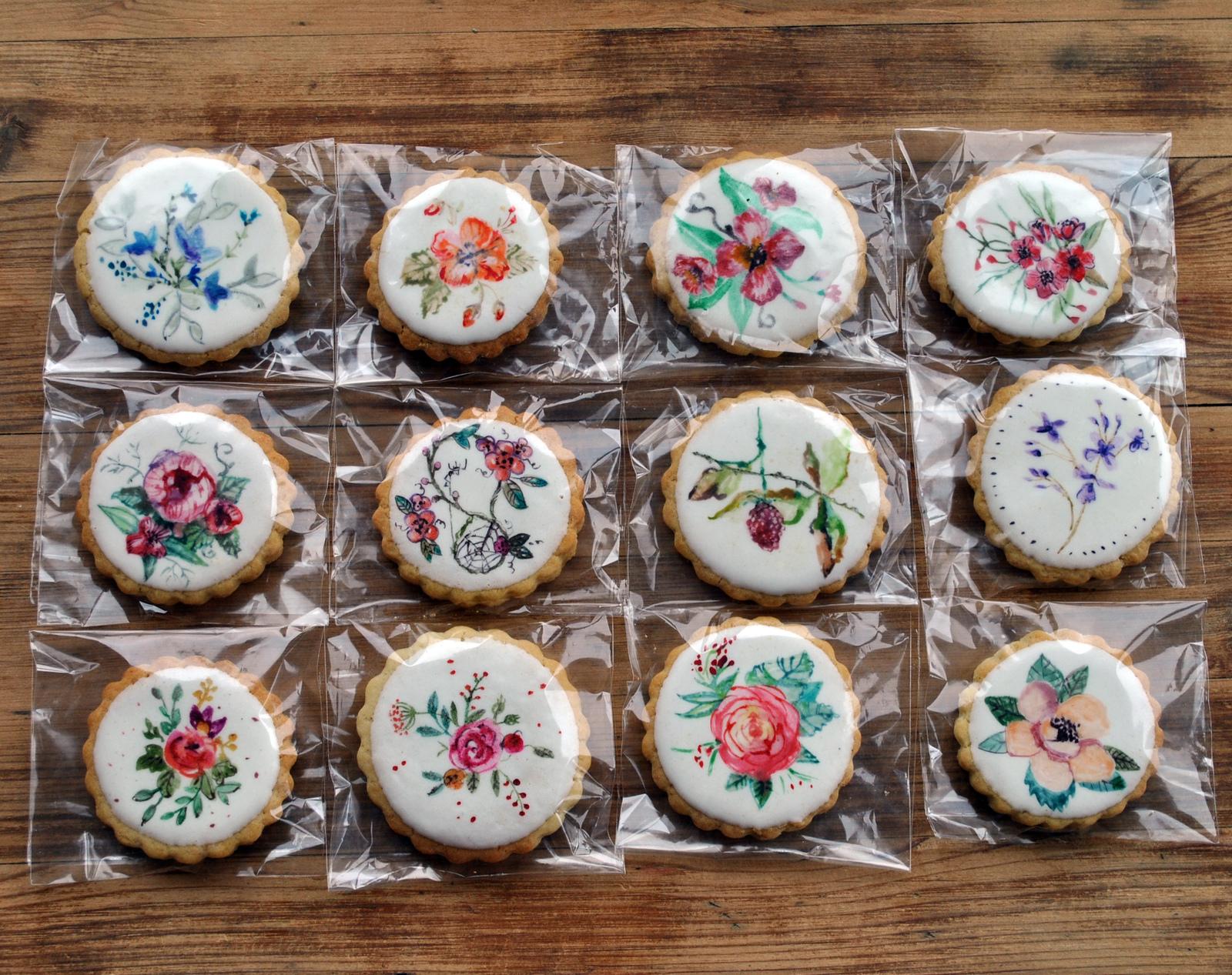 Подарок на 8 марта своими руками имбирное печенье