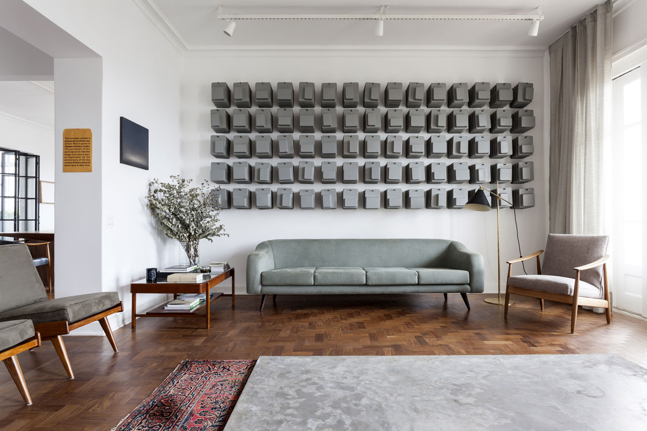 Однокомнатная квартира 40 кв м интерьер