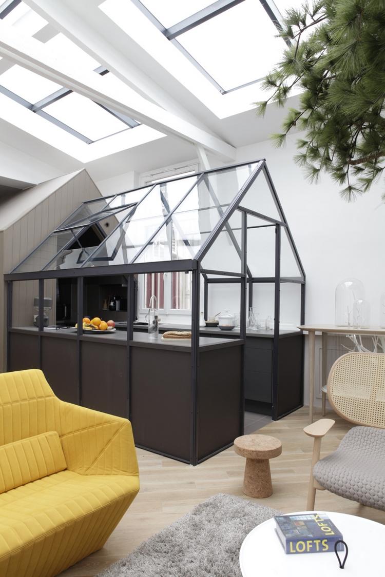 Дизайн кухни гостиной конструкция