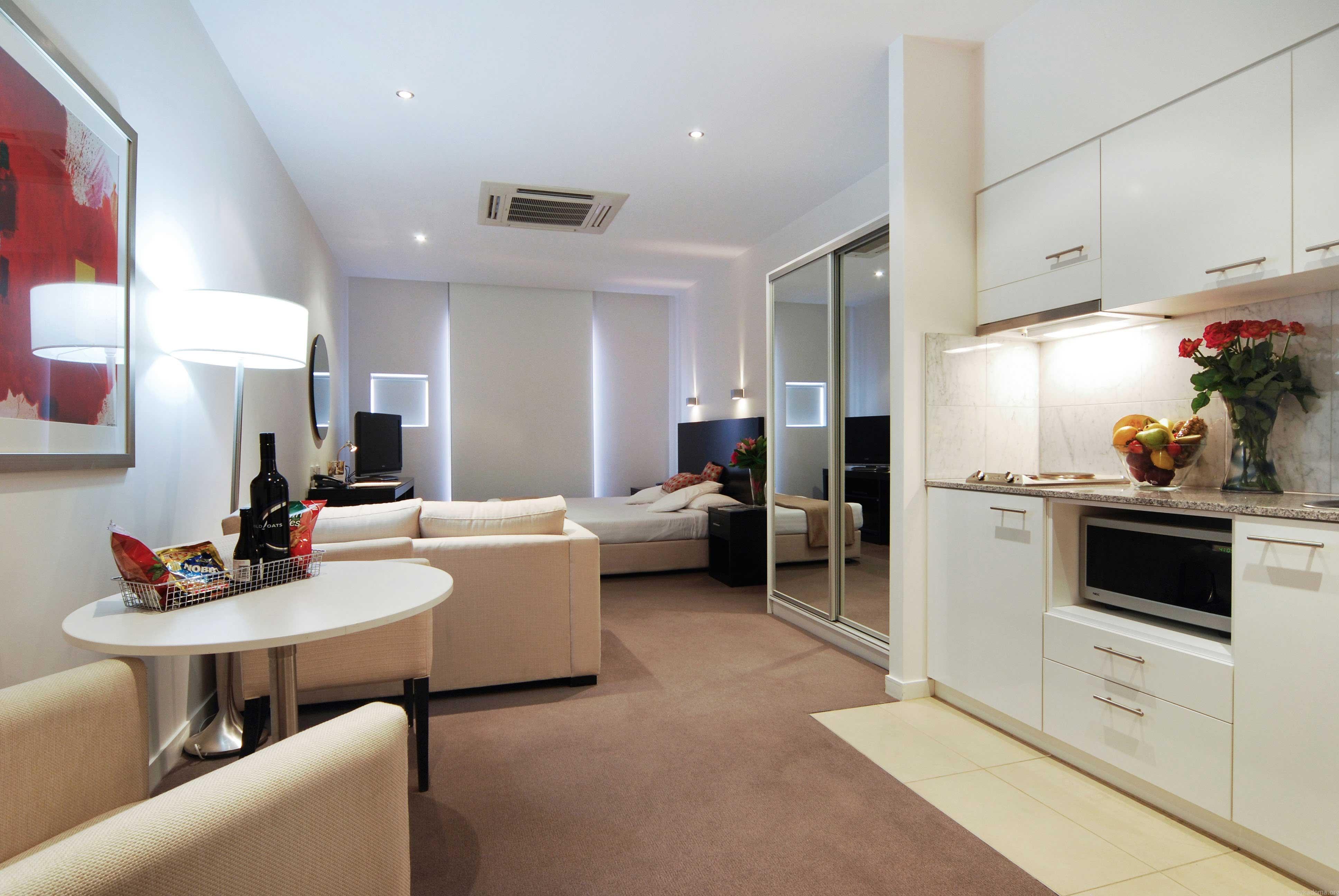 Однокомнатная квартира 40 кв м с ковролином