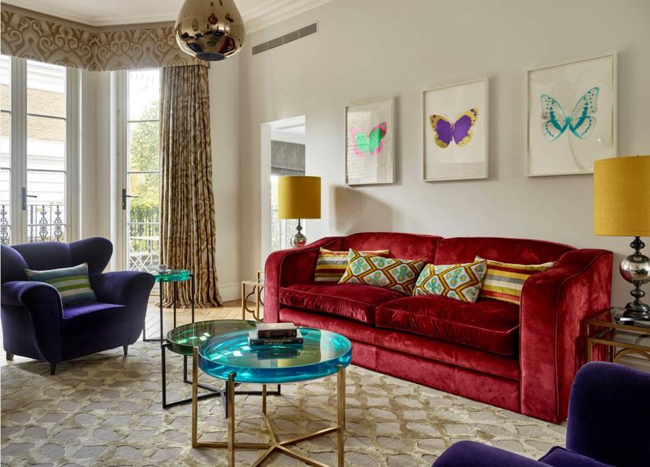 Как выбрать цвет обивки дивана?