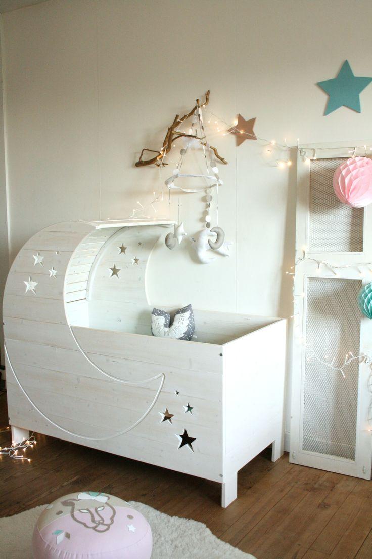 Декор кровати детской комнаты