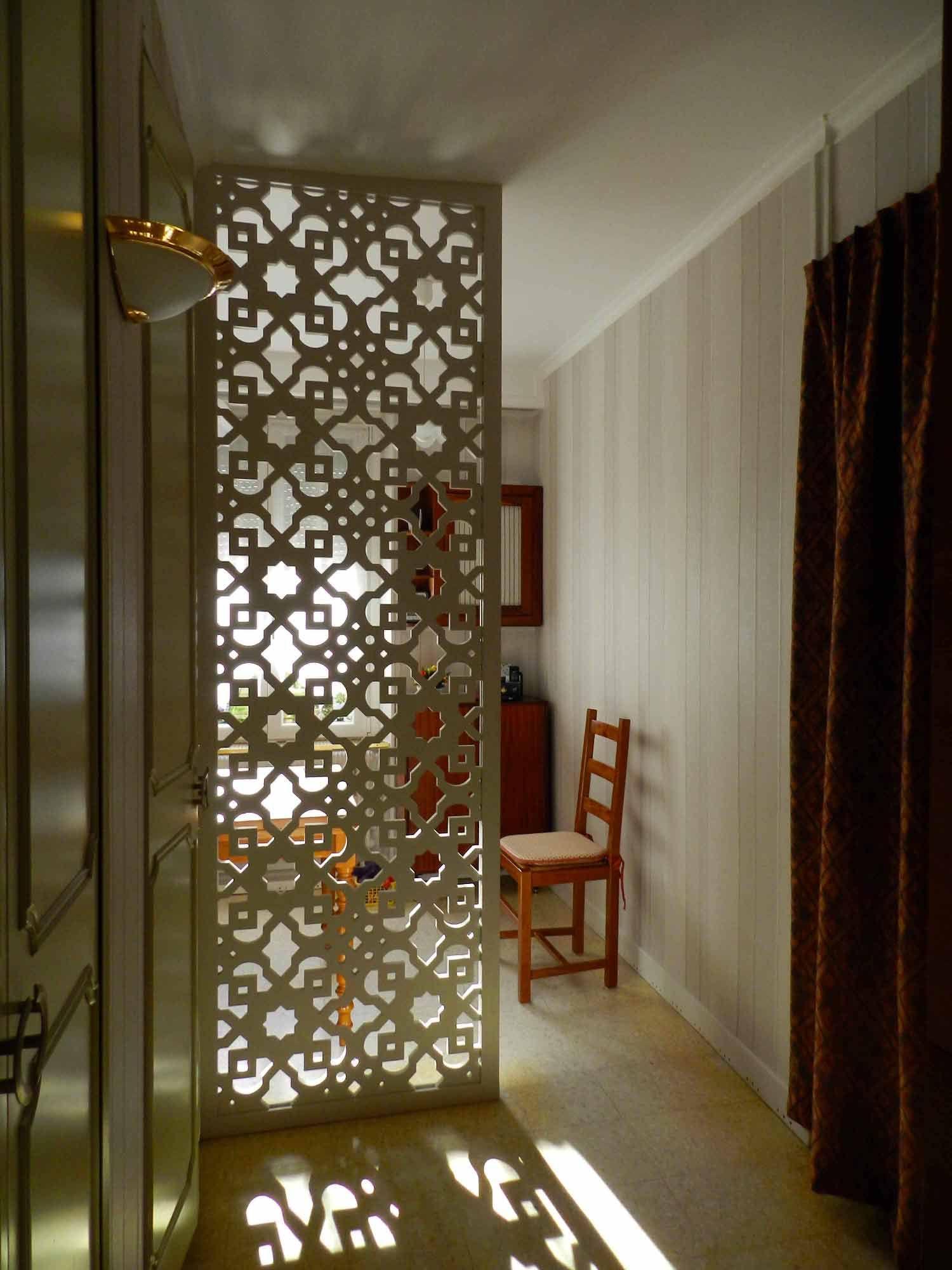 Идеи зонирования кухни и коридора