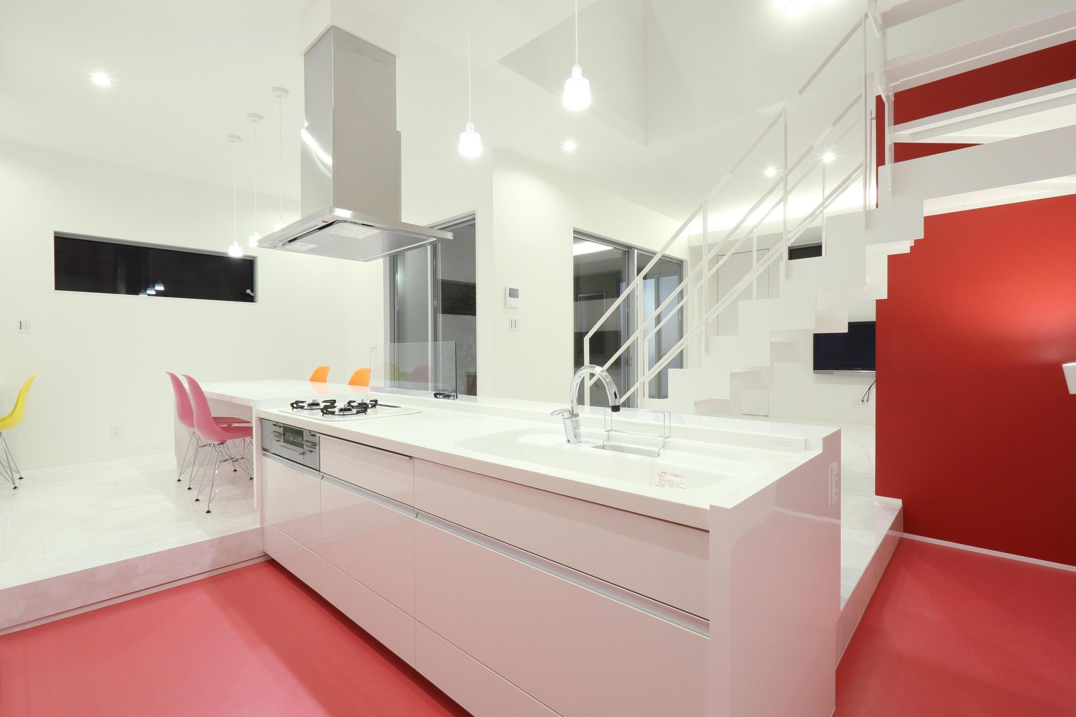 Идеи зонирования на кухне