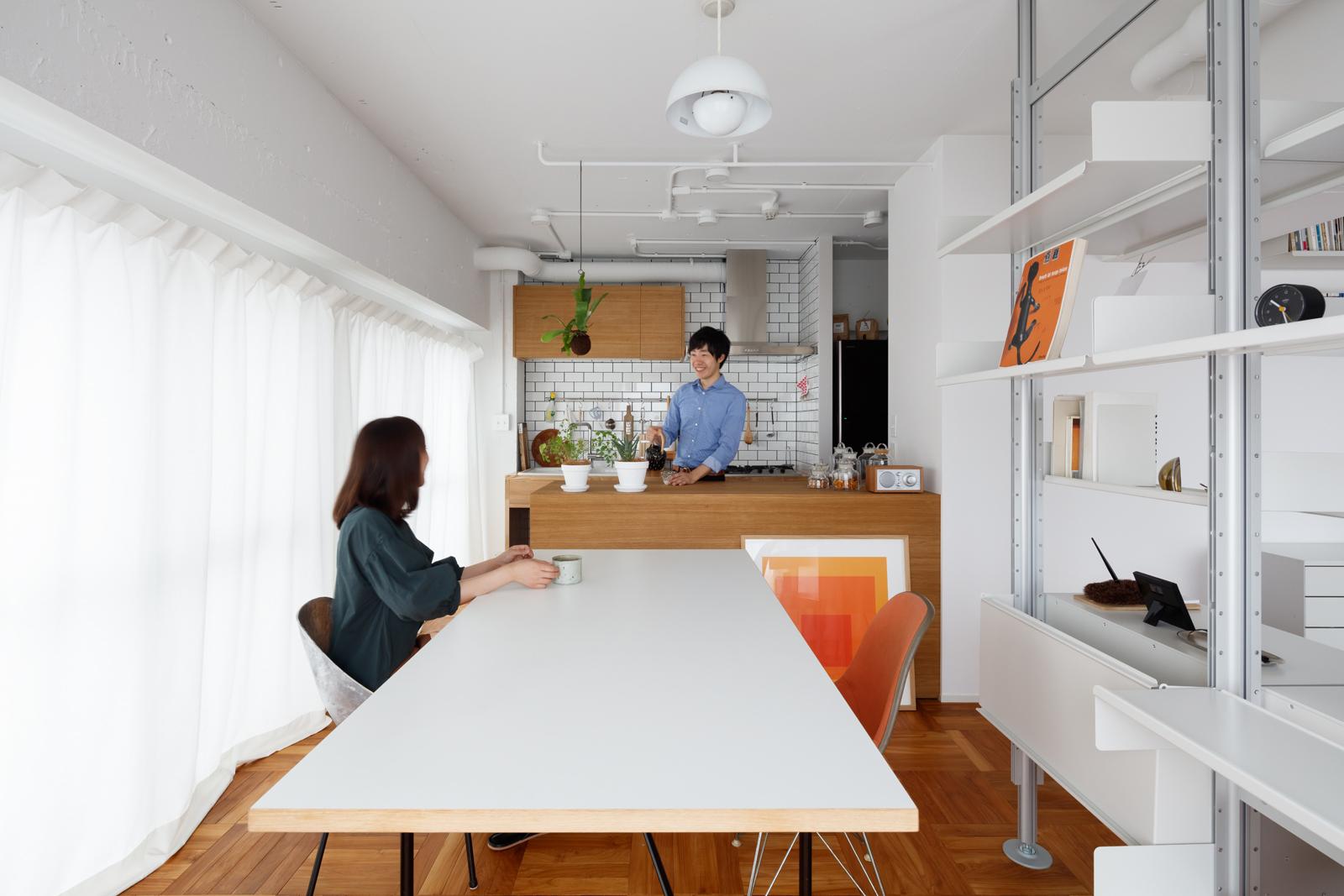 Идеи зонирования в квартире
