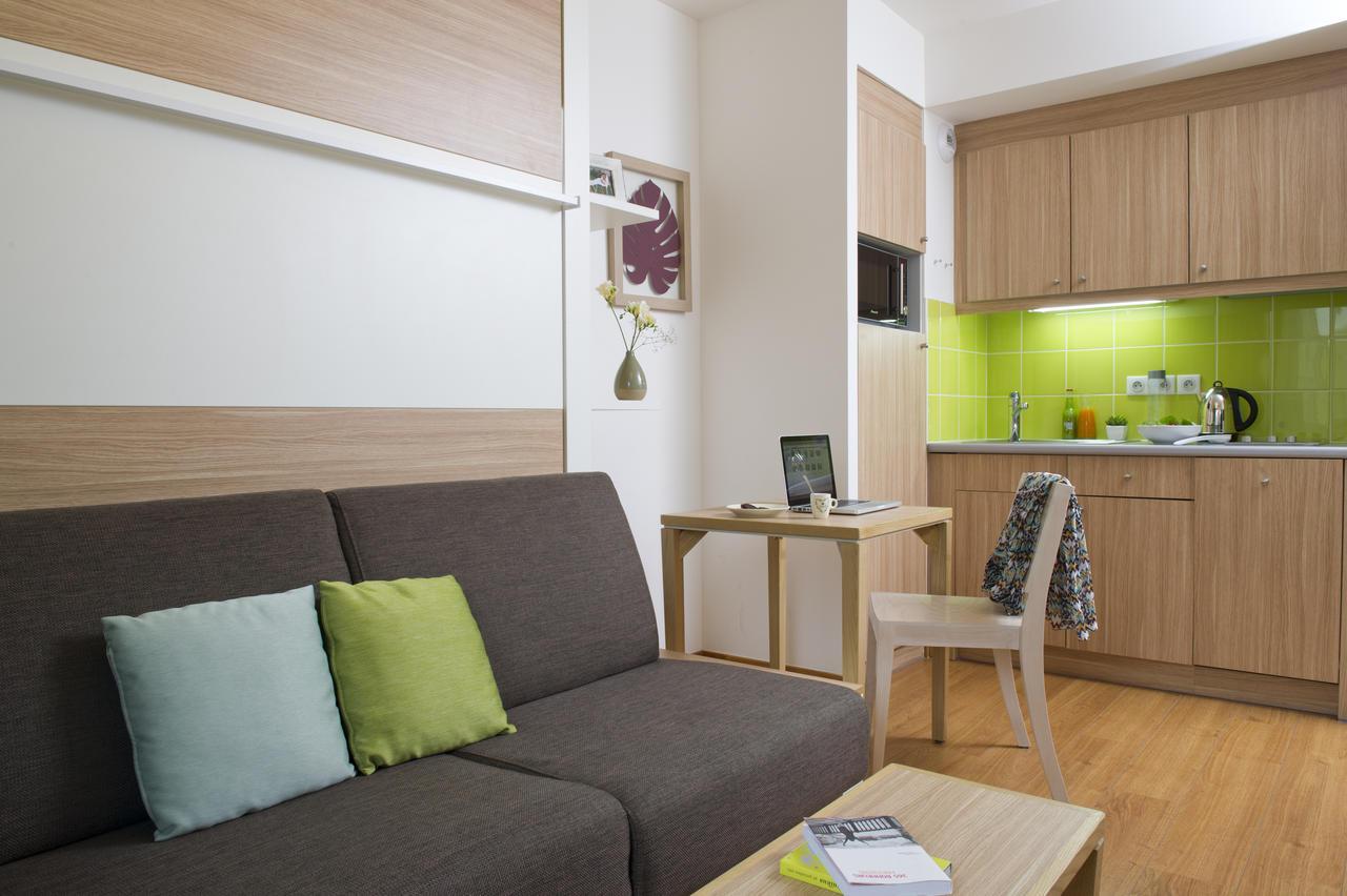 Дизайн кухни гостиной ламинированной