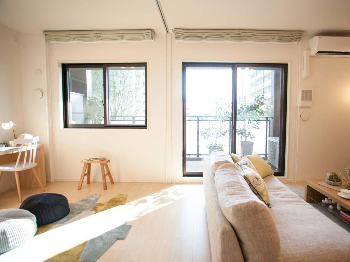 Идеи зонирования мебелью