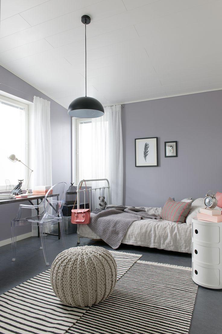 Декор детской комнаты в стиле минимализм
