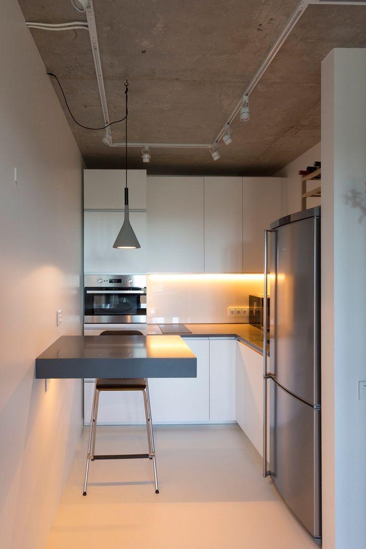 Однокомнатная квартира 40 кв м с нишей