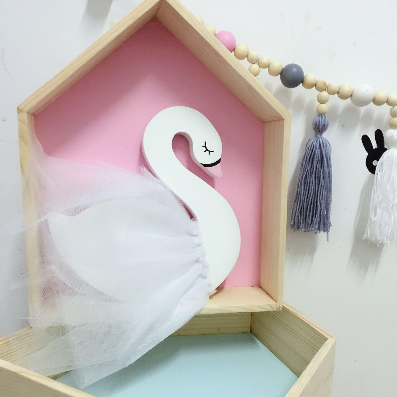 Декор детской комнаты с объемной картиной