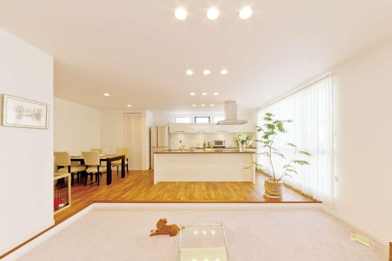 Идеи зонирования однокомнатной квартиры