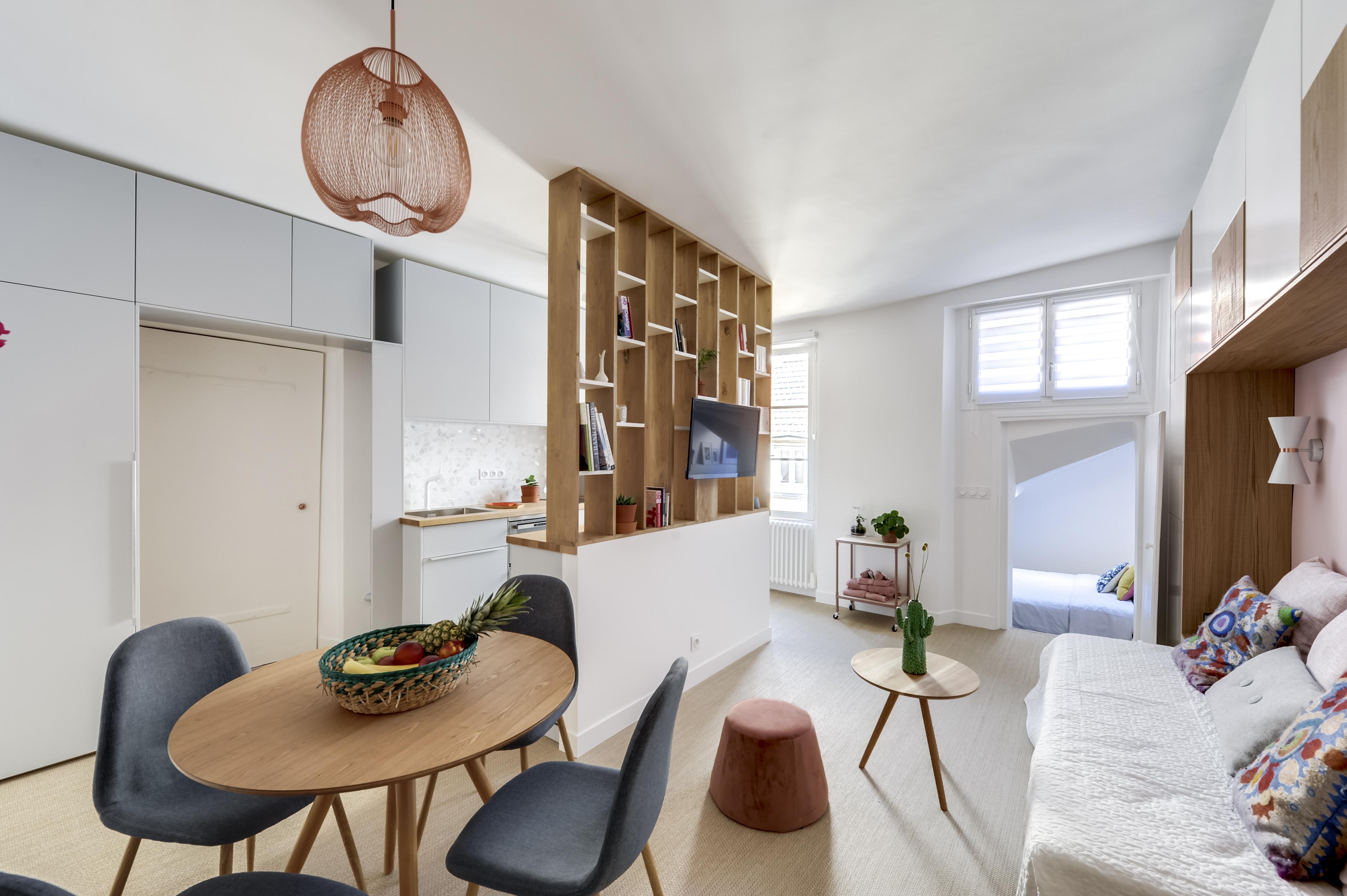 Однокомнатная квартира 40 кв м отделка