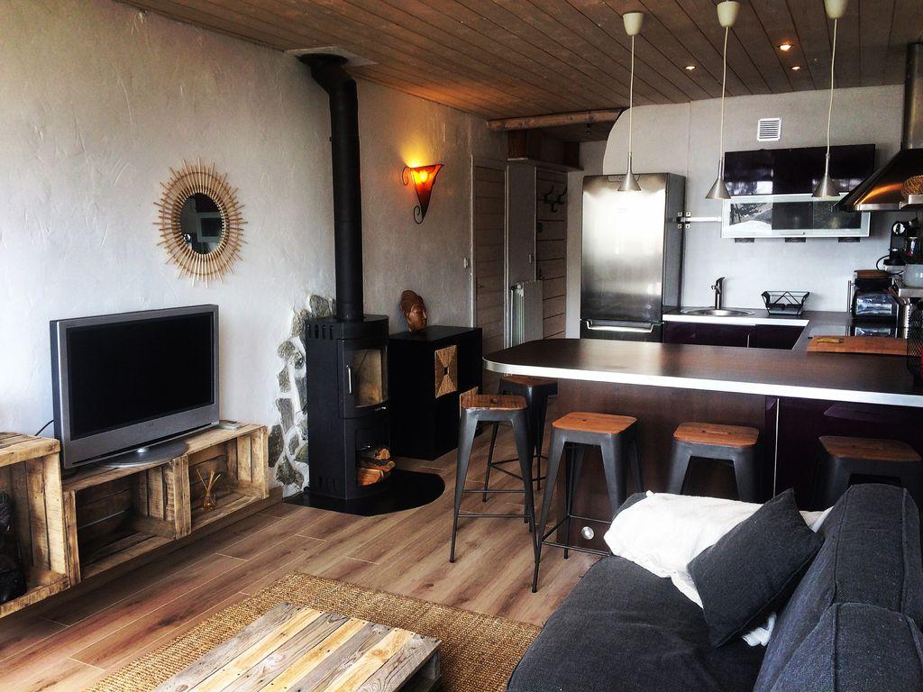 Однокомнатная квартира 40 кв м с печью