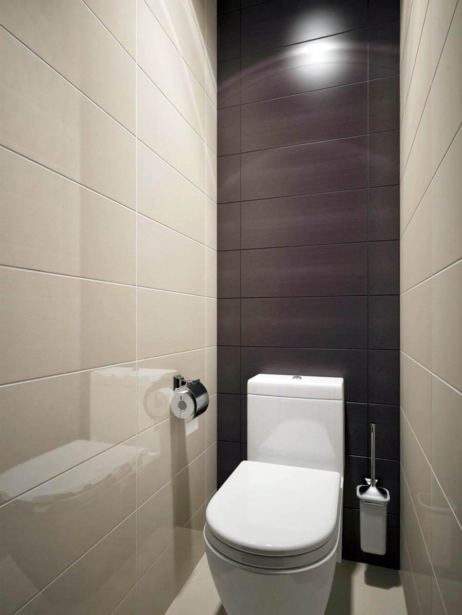 Ремонт туалета панелями под плитку