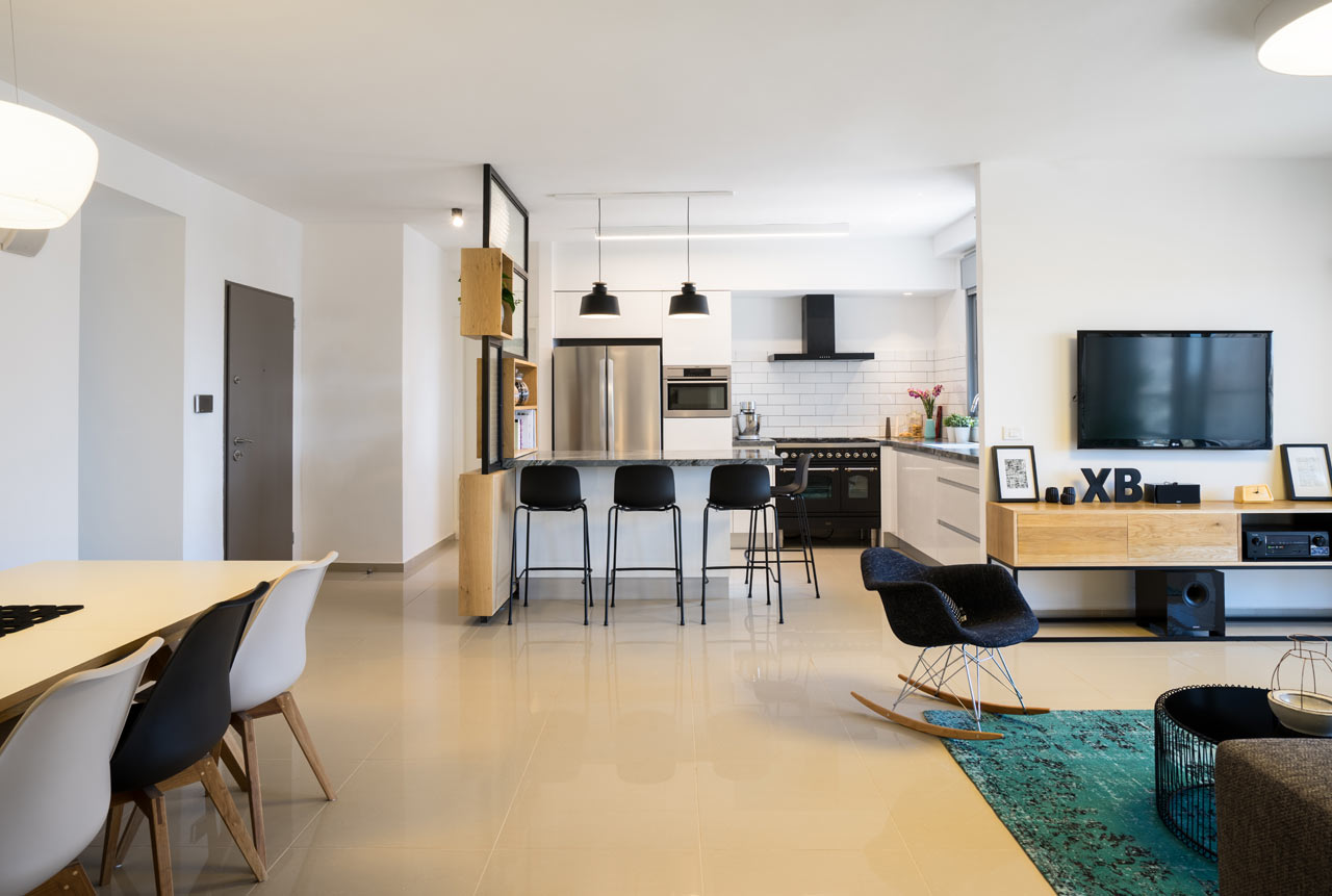 Однокомнатная квартира 40 кв м просторная