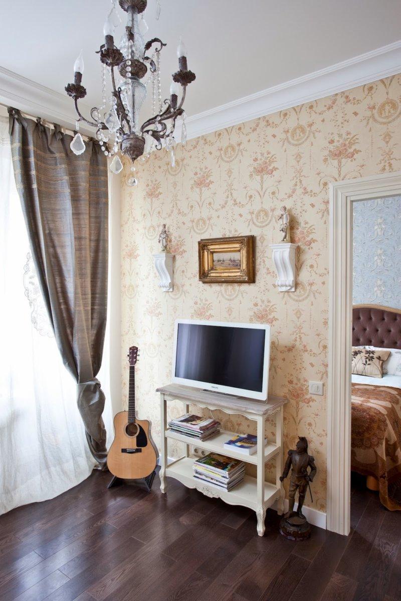 Однокомнатная квартира 40 кв м прованс