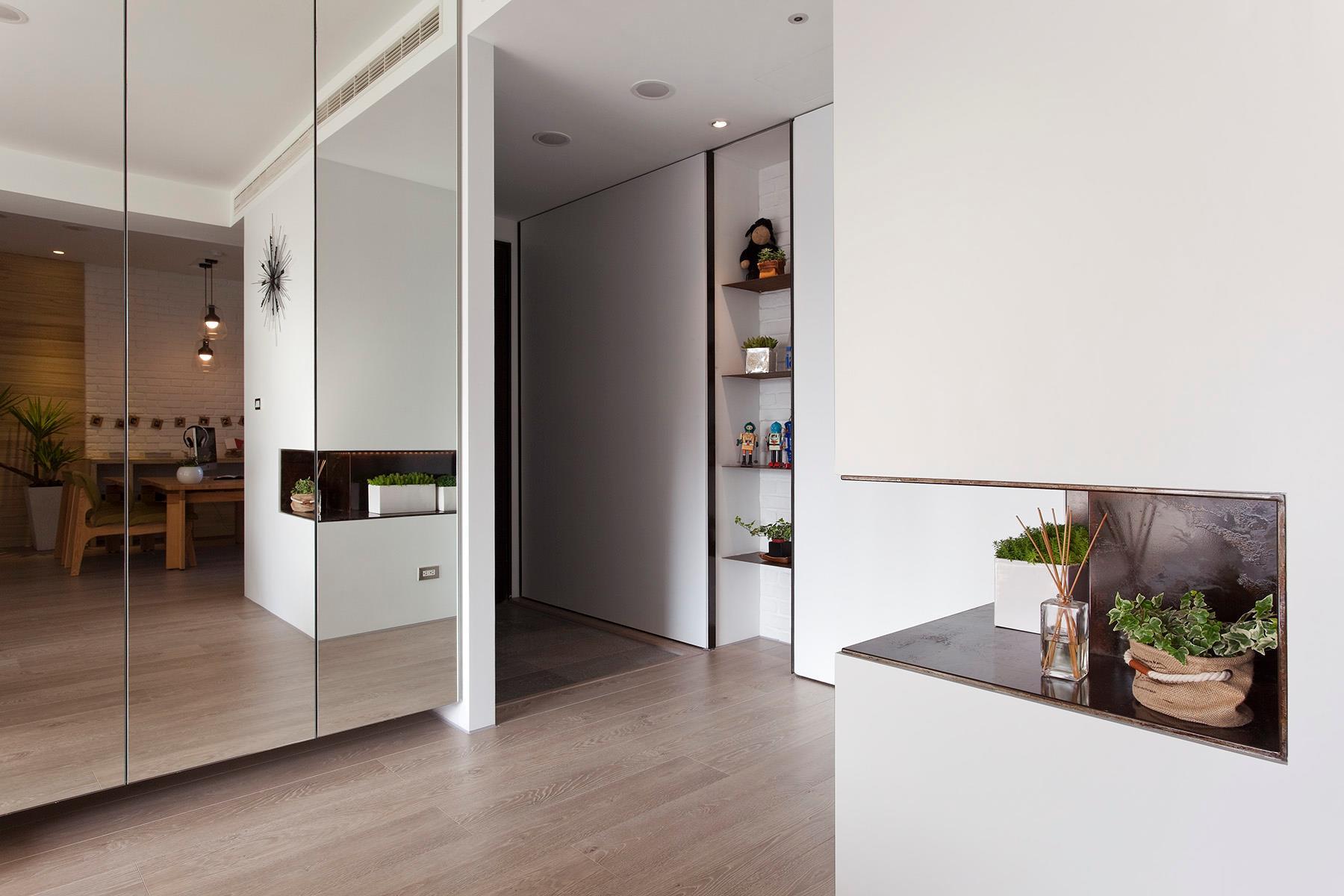 Однокомнатная квартира 40 кв м со шкафом