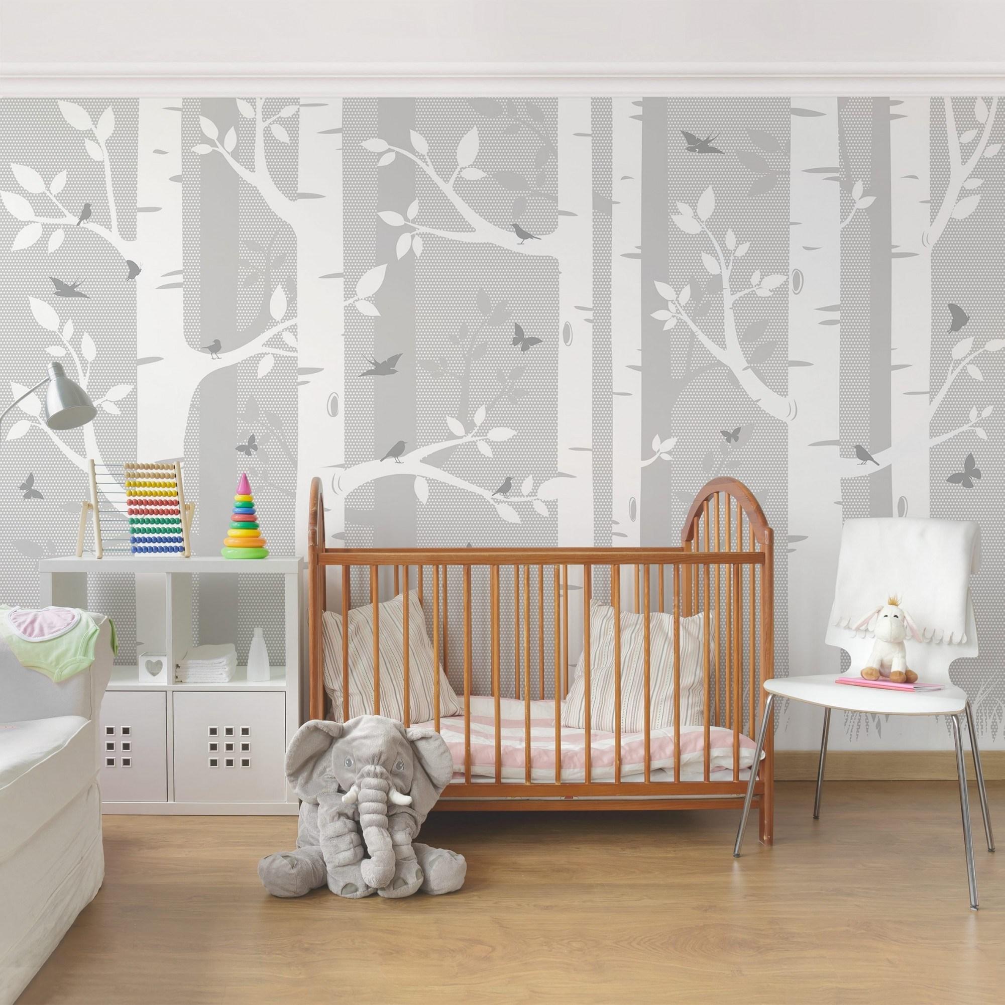 Планировка детской комнаты в скандинавском стиле